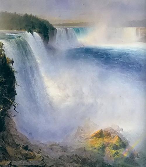 《尼亚加拉瀑布》