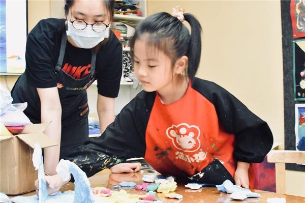艺术教育对一个孩子成长的帮助